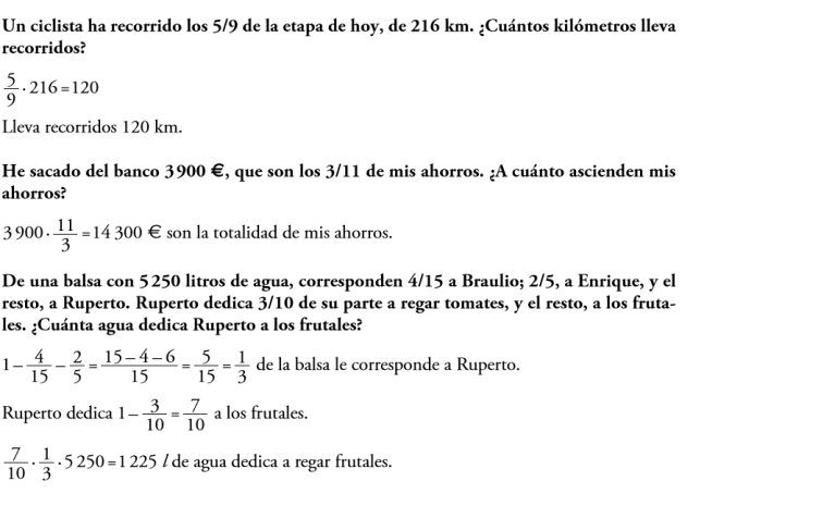 fracciones y deciumales 1
