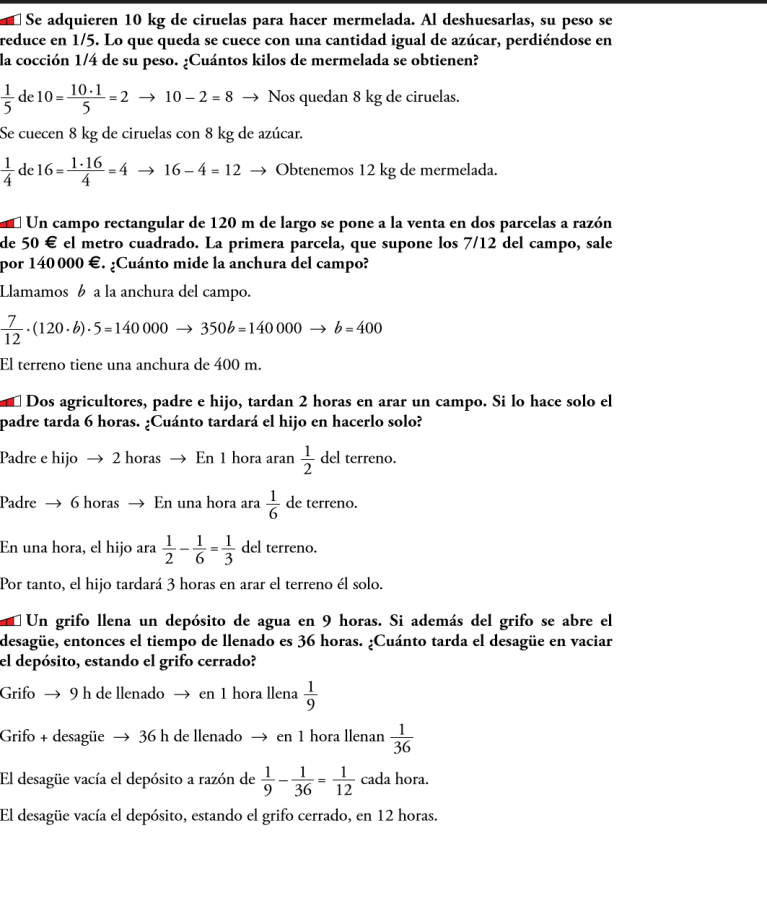 fracciones y deciumales 4